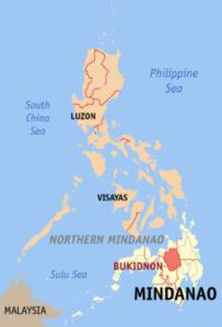 BukidnonMap